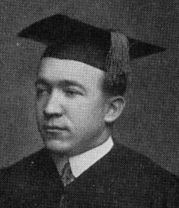 1914 Notre Dame graduate Knute Kenneth Rockne.