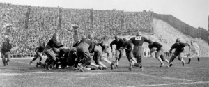 Notre Dame's win over Stanford in the 1925 Rose Bowl cemented ND's first national championship title.